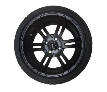 "Beyond 14"" wheel assembly(Black)"
