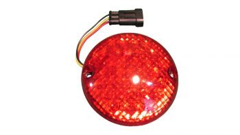 Bubble Rear Brake Light Assembly