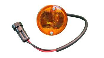 Bubble Turn Signal Light