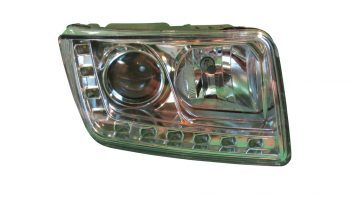 Sport Left Headlight Assembly