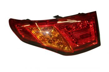 Sport Left Tail Light Assembly