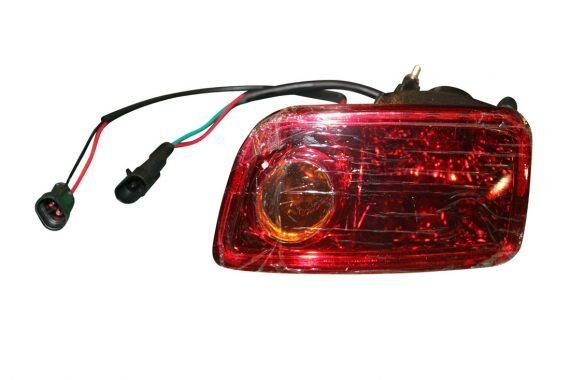 Drivers Side Tail Light