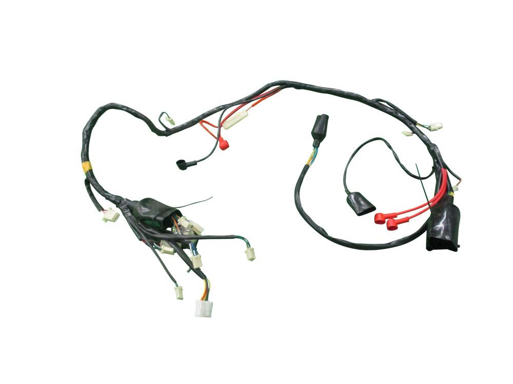 havoc 150cc wiring harness  l5y  32100-lb-e000