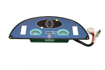 Bubble Instrument Cluster