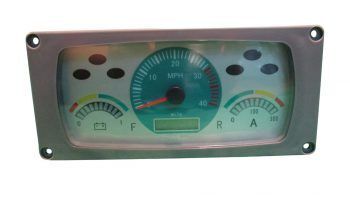 Speedo Cluster For A/C