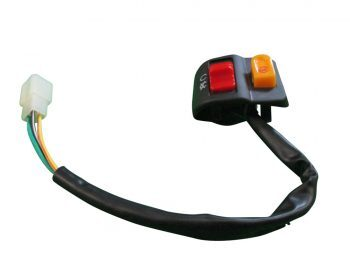 Bintelli Scooter Part - Sprint Right Switch Assembly