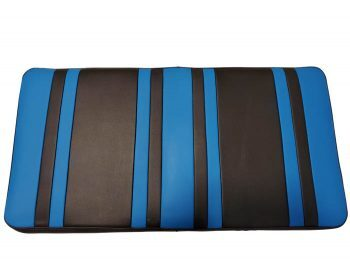 Beyond 6 seat cushion + base - ocean/black