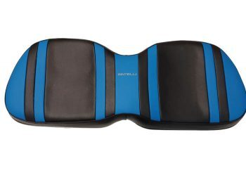 Beyond 6 backward seat cushion + base - ocean/black