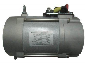 Beyond 5kw high speed motor