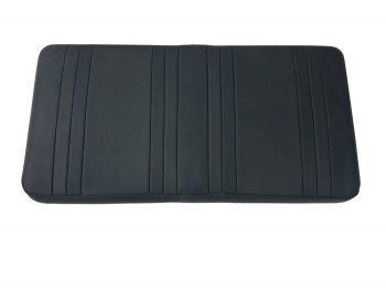 Beyond 6 seat cushion + base - black/blk