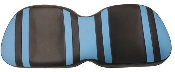 Beyond 6 backward seat cushion + base - sky blue/black