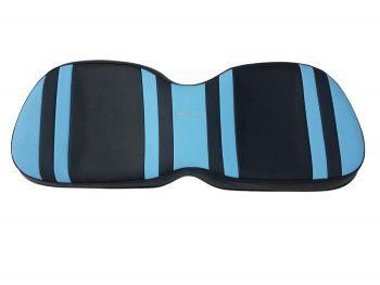 Beyond 6 backward seat cushion + base - sky blue/black