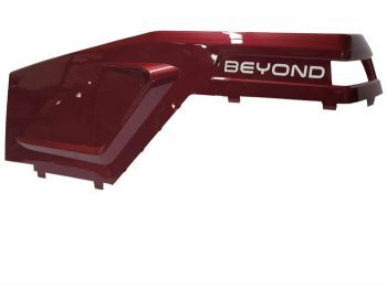 Beyond Burgundy Rear Quarter Panel / LH