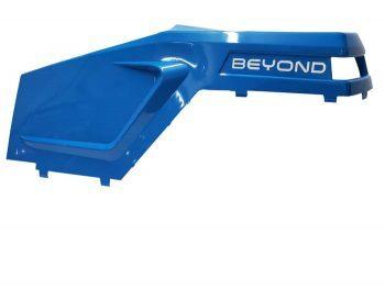 Beyond Ocean Blue Rear Quarter Panel / LH