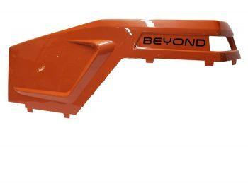 Beyond Orange Rear Quarter Panel / LH