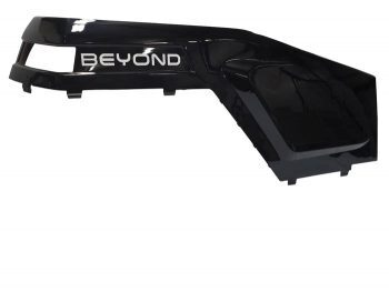Beyond Black Rear Quarter Panel / RH