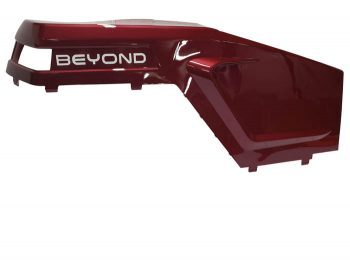 Beyond Burgundy Rear Quarter Panel / RH