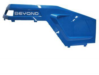 Beyond Ocean Blue Rear Quarter Panel / RH