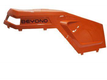Beyond Orange Rear Quarter Panel / RH