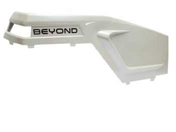 Beyond White Rear Quarter Panel / RH