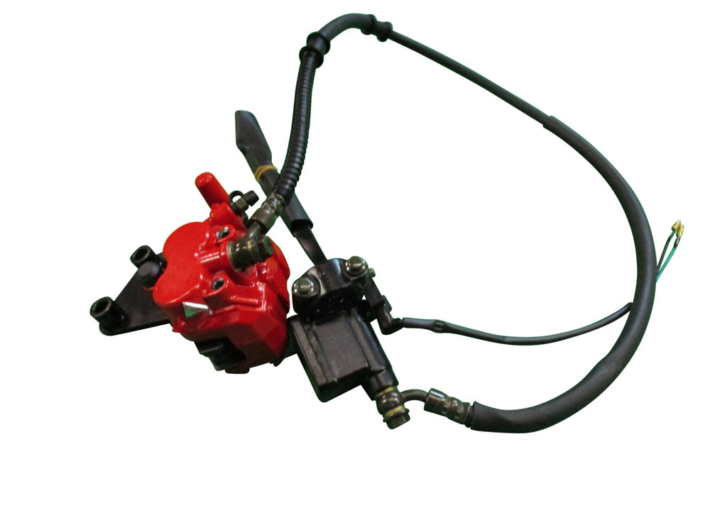 Front Brake Caliper Assembly 45200-aea1-0000