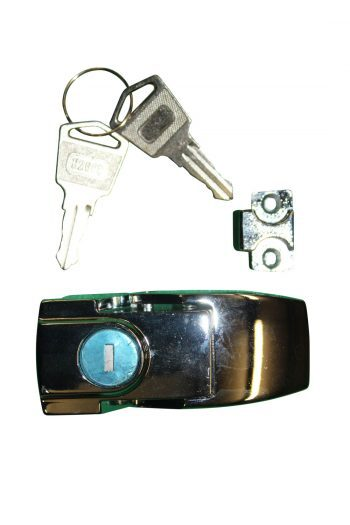 Bubble Trunk Lock and Key