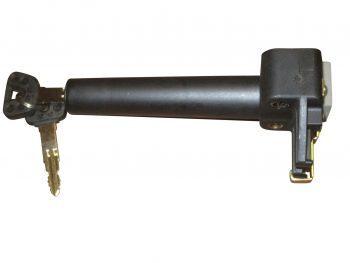 Bullseye Seat Lock
