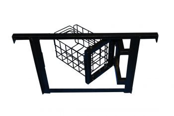 Cooler Swing Gate Assembly