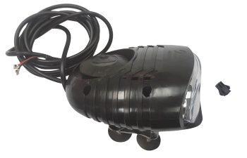 Trio LED Headlight