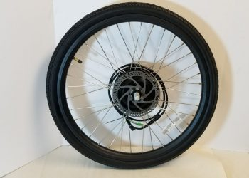 Trio Front Wheel Assembly with Motor