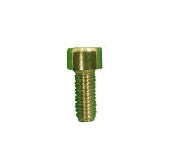 Stainless steel hexagonal screw
