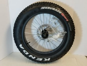 Fusion Front Wheel Assembly