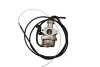 Carburetor with Throttle Cable