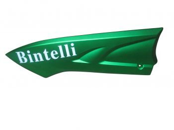 Beast Right Lower Protection Plate Green