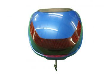 Bintelli Scooter Part - Scorch Rear Box (JJ004 BLUE)