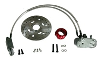 Hydraulic Brake Assembly Kit