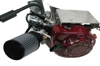 AKRA Stage 1 Engine