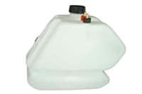 Floor Gas Tank with Cap